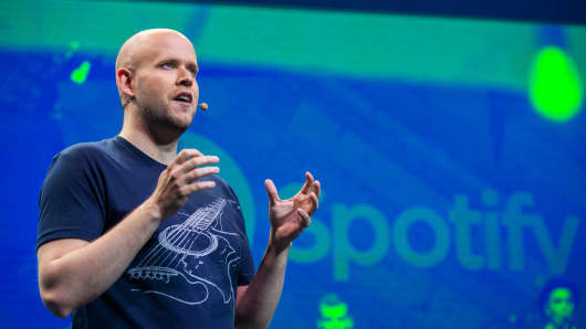 Spotify Hits 140 Million Monthly Users