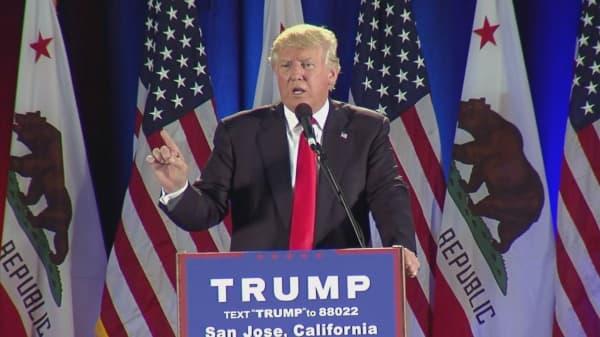 Donald Trump's possible running mates