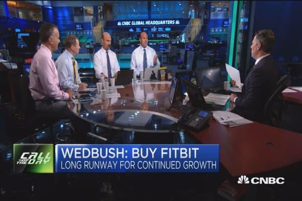 Wedbush: Buy Fitbit