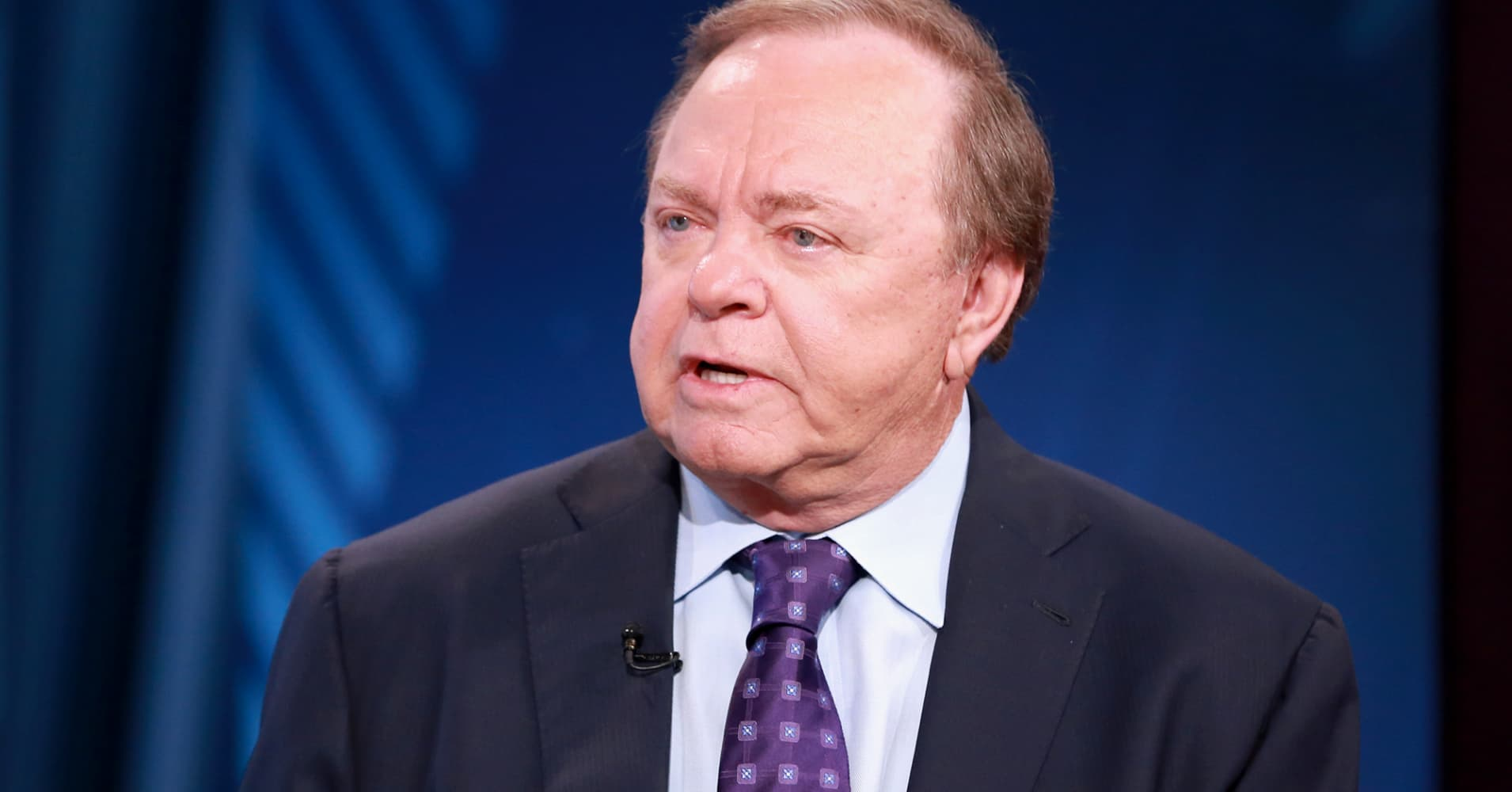 Oil drillers will spend cautiously even as GOP eyes corporate tax cuts, says billionaire oilman Harold Hamm