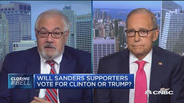 Where will Bernie Sanders supporters go?