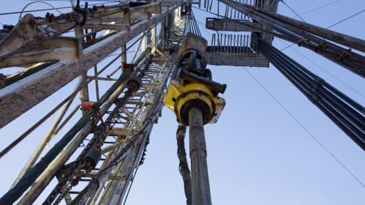 Oil Drill, oil rig