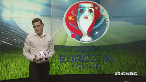 Which stocks will benefit from Euro 2016?