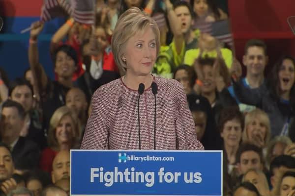 Why Clinton's $12K Armani jacket caused a stir
