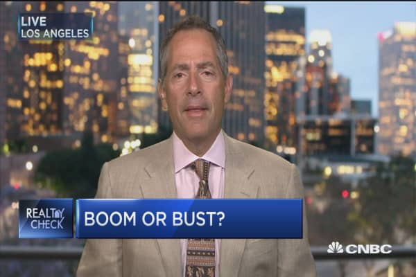 Housing market boom or bust?