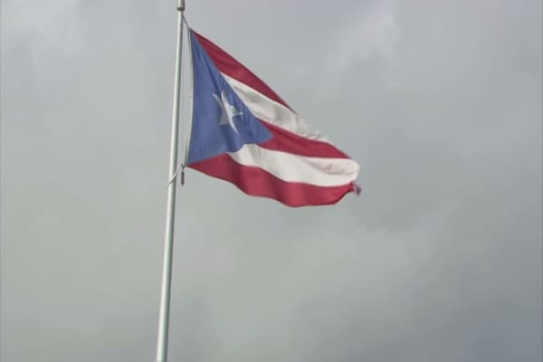US House passes Puerto Rico rescue bill