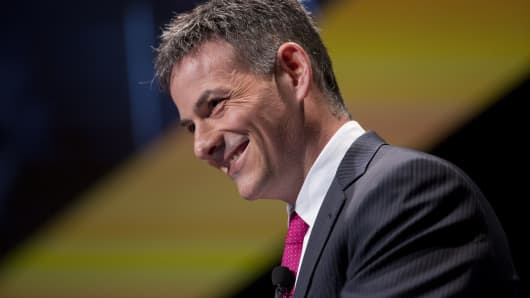 David Einhorn, president of Greenlight Capital