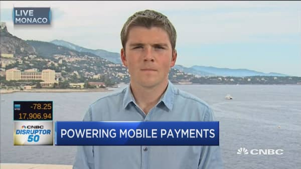 Powering mobile payments