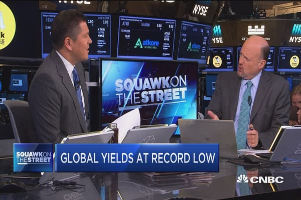 Cramer: I'm constructive on the market