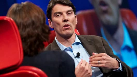 Will AOL honcho Tim Armstrong be the next Yahoo leader?