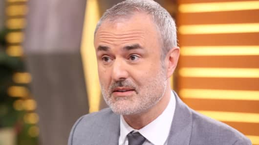 Nick Denton of Gawker