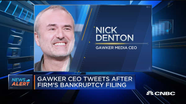 Gawker reaches purchase agreement with Ziff Davis