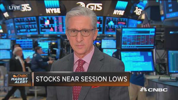 Pisani: Currency, bond markets smacking stocks