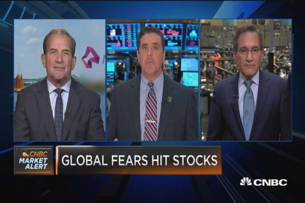 Closing Bell Exchange: Global fears