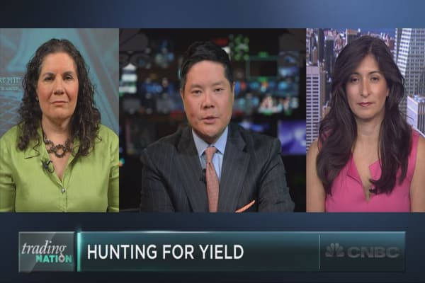 Hunting for yield? Try these sectors