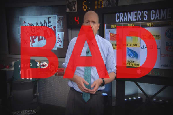 Cramer Remix: The most overvalued piece of paper in the world