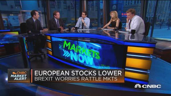 Market risks ahead