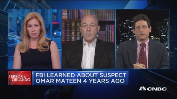 FBI needs more staff: Bernard Kerik