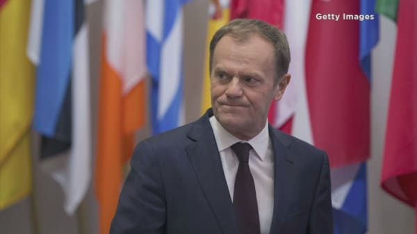 EU President expects new Britain-EU relationship to take seven years