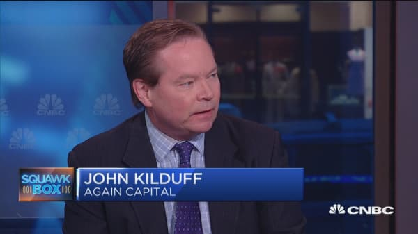 Oil rally may have peaked: Kilduff