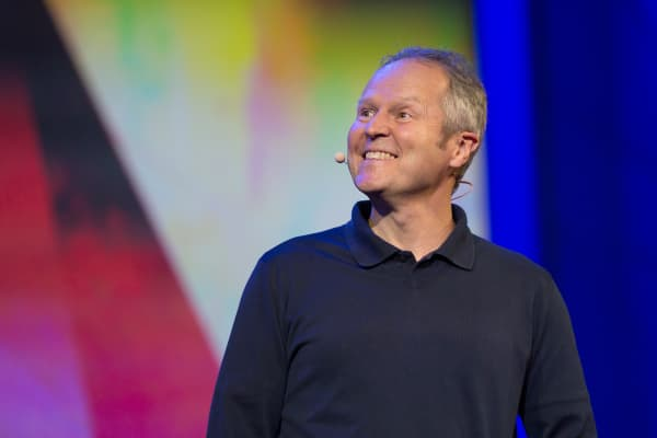 Ubisoft co-founder and CEO Yves Guillemot