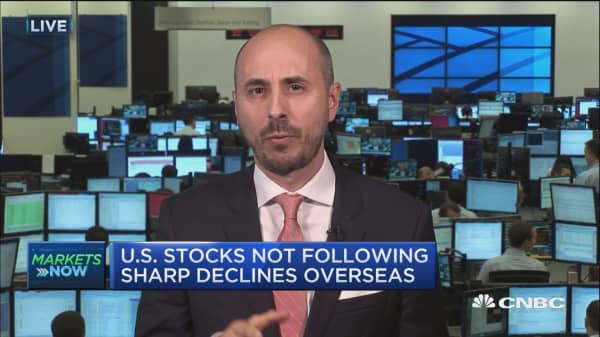 The market is going to become a little more macro driven: Pro