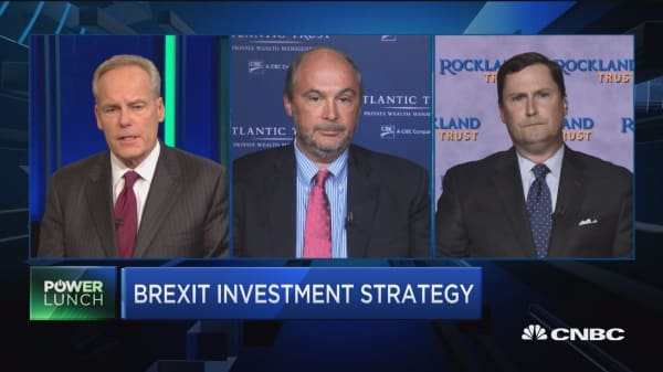 How to invest for Brexit