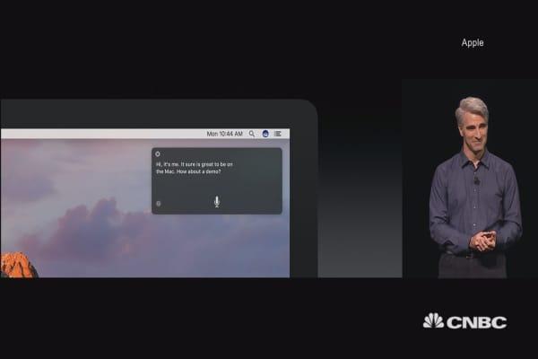 Siri coming to desktop Macs