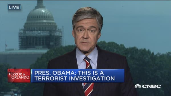 Pres. Obama: This is a terrorist investigation