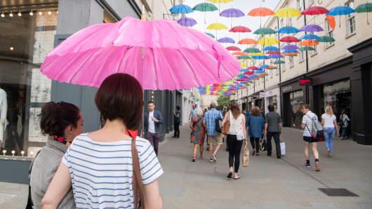 umbrellas installation protection insurance