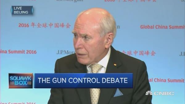 Gun control in Australia