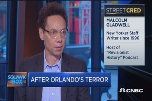 Threshold theory trap: Malcom Gladwell