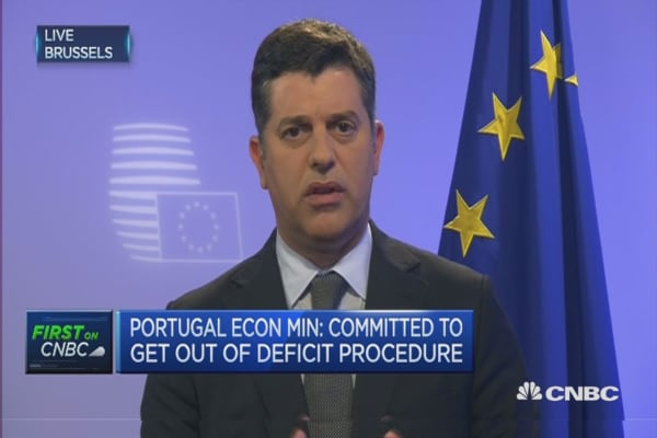 We have to boost prospects of growth: Portuguese minister