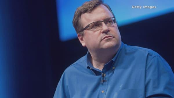 Reid Hoffman faces big taxes from LinkedIn sale