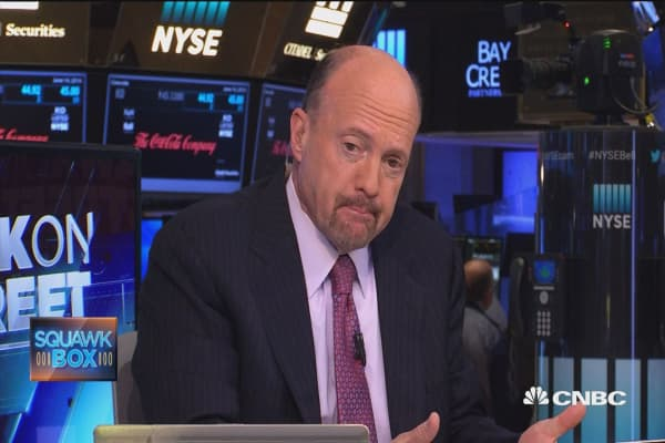 Cramer: Fears priced in market