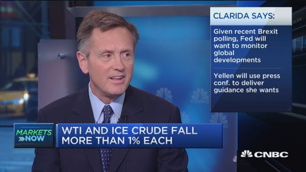 German bund move is negative: Clarida