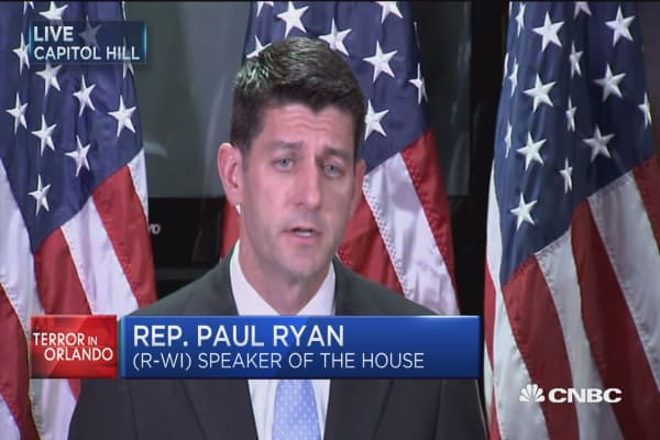 This is a war with radical Islam: Ryan