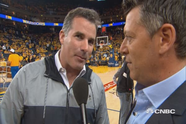 Interview with Kevin Plank, CEO of Under Armour