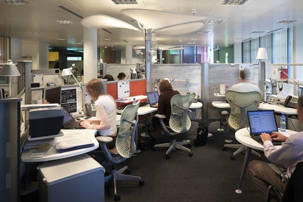 Cisco Systems headquarters in Feltham, United Kingdom