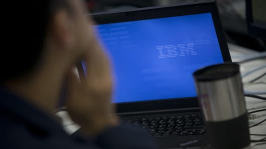 International Business Machines Corp. (IBM)