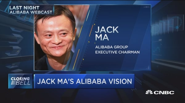 Alibaba's Ma: Fake products' high quality is a problem