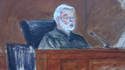Judge Jed Rakoff on the Andrew Caspersen case