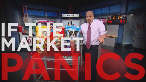 Cramer Remix: A Brexit panic makes  this stock a buy