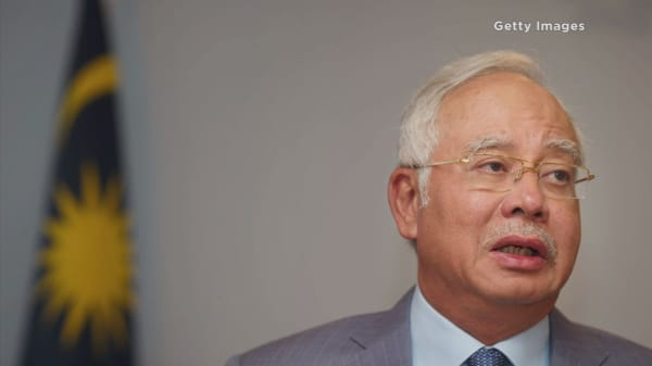 Najib Razak denies abusing power in 1MDB-related lawsuit