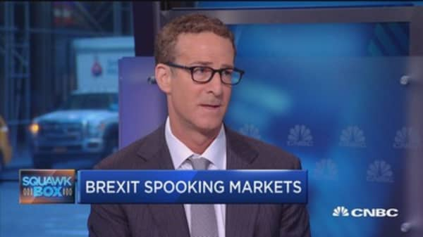 Odds of Brexit 'too close to call': Pro