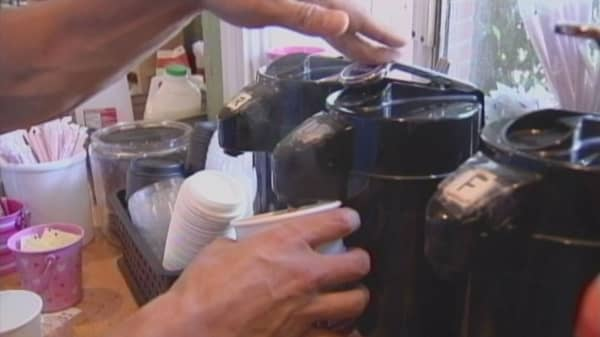 Scientists say coffee causes cancer on one condition