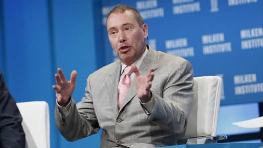 Jeffrey Gundlach, chief executive officer of Doubleline Capital LP,