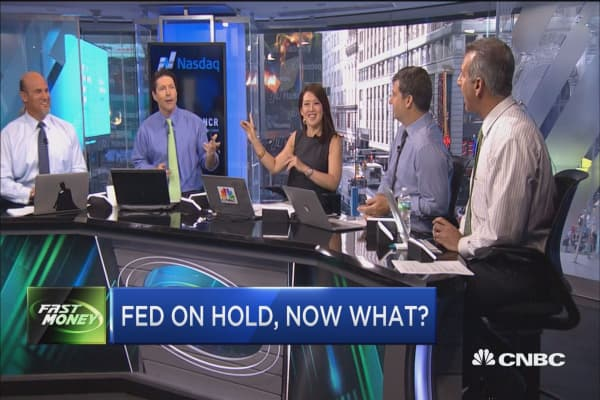 Fed on hold, now what?