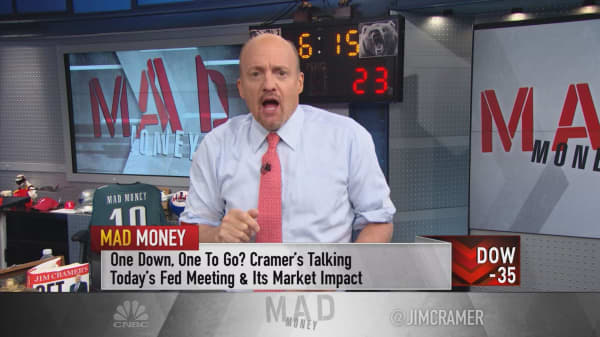 Cramer's Brexit strategy next week: Strike when oil hits this level