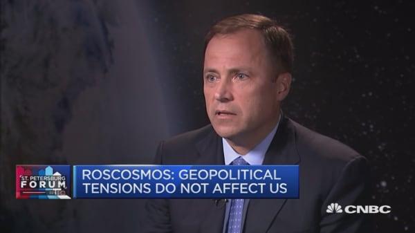 Will Trump disrupt space missions?